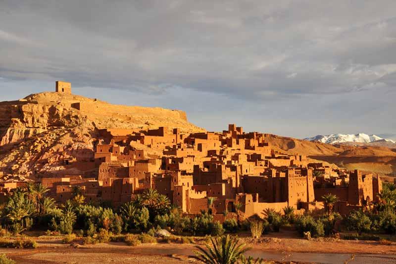 Capodanno in Marocco in moto