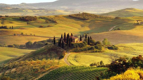 Toscana in moto