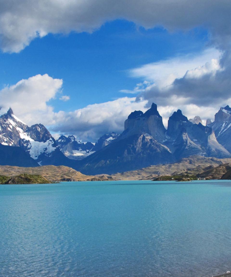 Patagonia in moto