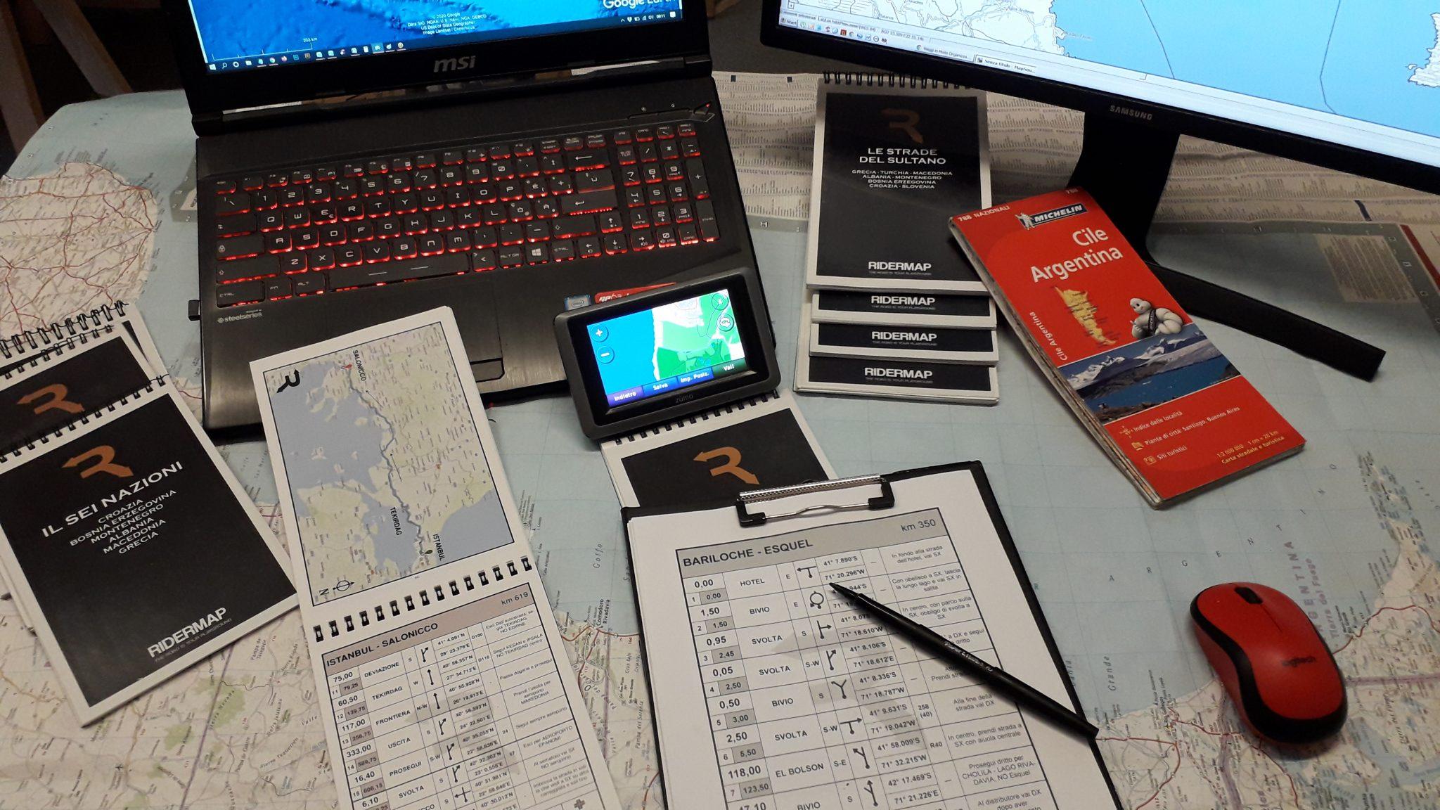 cos'è un roadbook e perché è utile?