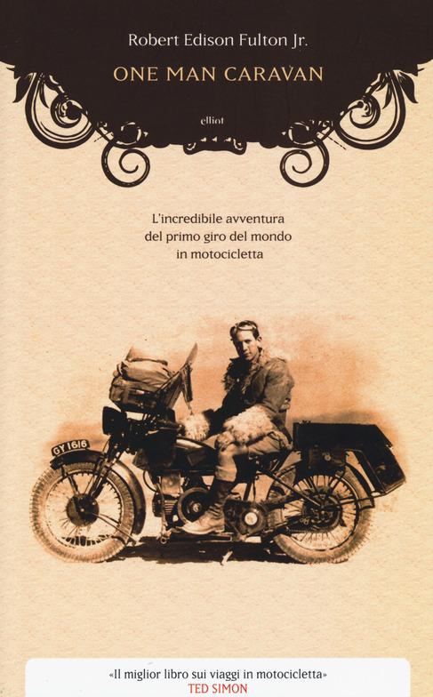 Libro One Man Caravan