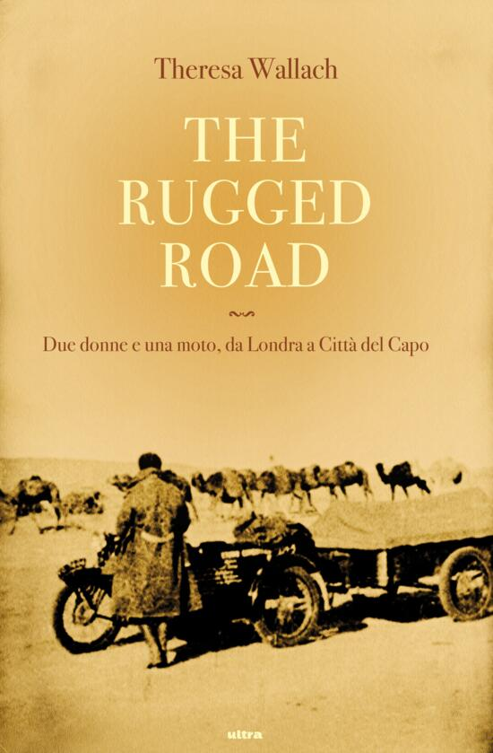 Libro The Rugged Road