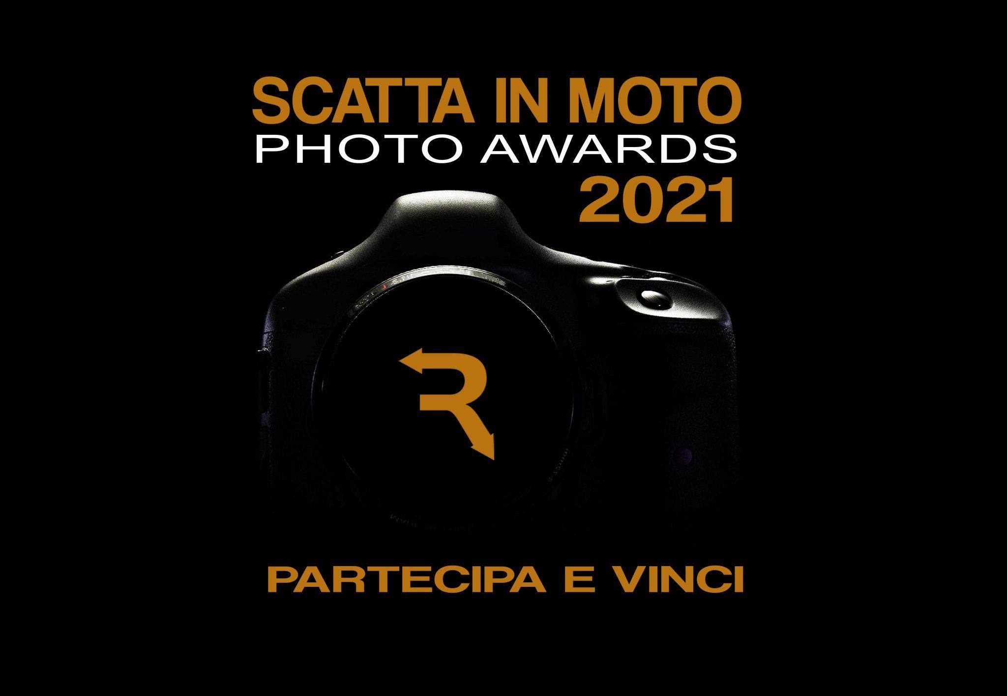 SCATTA IN MOTO 2021
