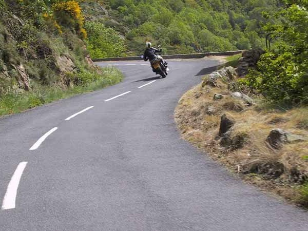 Come arrivare in Sardegna in moto